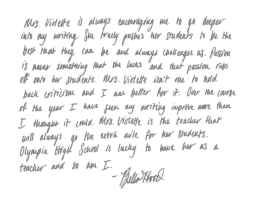 BellaHood_Letter