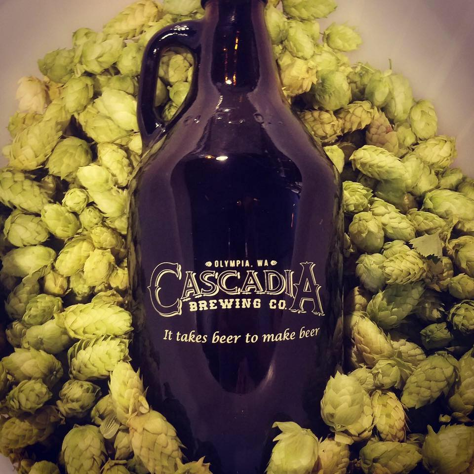 cascadia brewing