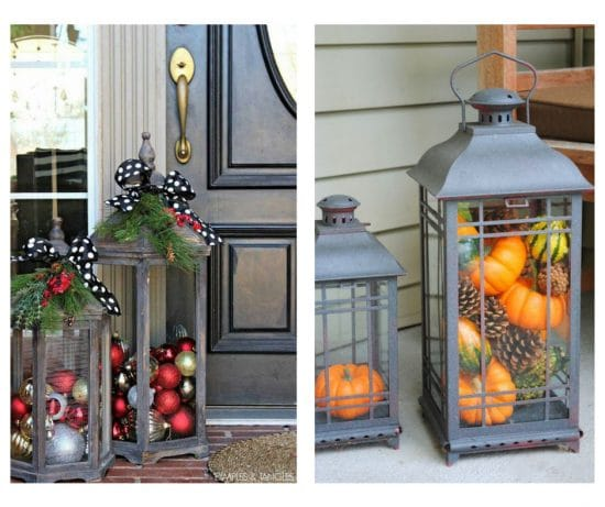 lanterns home decor