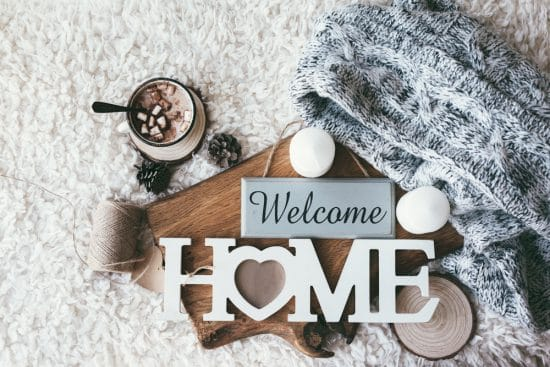 home staging for winter